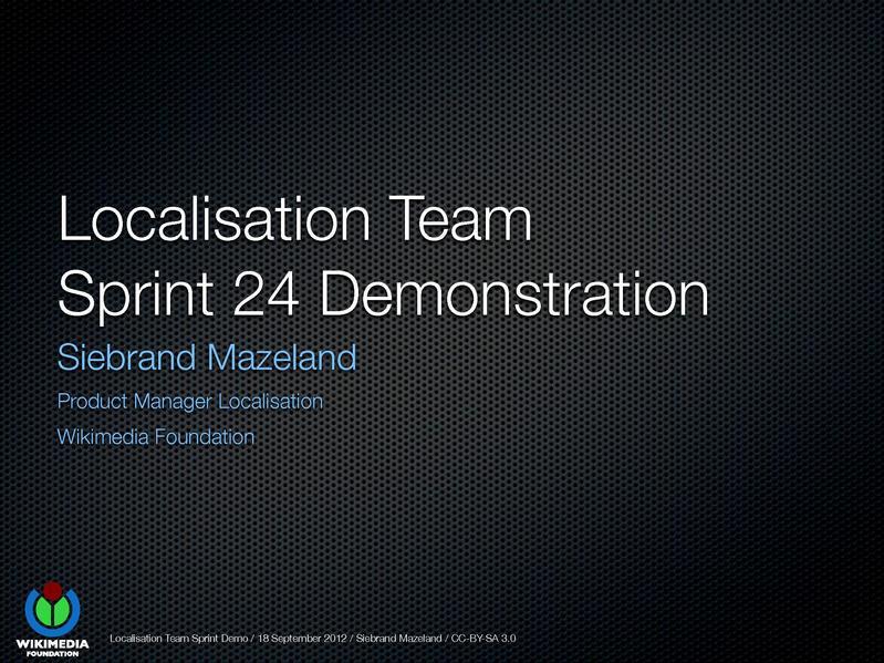 File:Wikimedia Localisation team Sprint 24 demo.pdf
