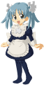 Wikipe-tan full length, colour only (temp).svg