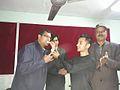 Wikipedia's 16th Birthday celebration in Rangpur (05).jpg