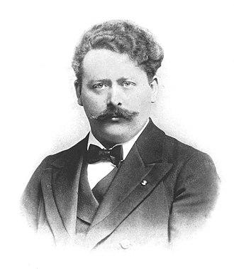 Willem Mengelberg - Image: Willem Mengelberg 1905