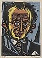 Willem Jacob Rozendaal, zelfportret 1950, K1663-A.jpg
