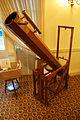 William Herschel Museum - replica telescope.jpg