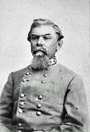 First Corps, Army of Tennessee - Lt. Gen. William J. Hardee