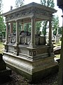 William Mulready tomb at Kensal Green cemetery, London.jpg