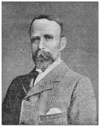 Roll of Distinguished Philatelists - William Russell Lane-Joynt