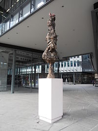 William by Rebecca Warren, Central St Giles, London.jpg