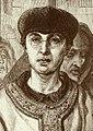 Wincenty Kadłubek - rys. Jan Matejko.jpg
