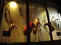 Wind instruments - Musical Instrument Museum, Brussels - IMG 4003.JPG
