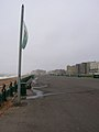 Windy Day, Hove Sea Wall - geograph.org.uk - 426635.jpg