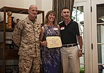 Wives help Marine children go to college 130507-M-RB277-067.jpg