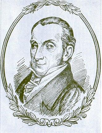 Caspar Friedrich Wolff - C. F. Wolff, attribution of the portrait dubious.