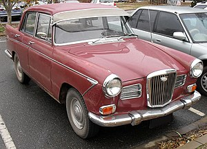 British Motor Corporation (Australia) - Wolseley 24/80