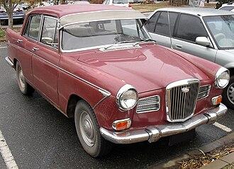 British Motor Corporation (Australia) - Wolseley 24/80