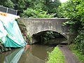 Wolverley Forge Bridge No 21, Staffs and Worcs Canal - geograph.org.uk - 1364605.jpg