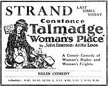Ŭomansplace 1921 newspaperad.jpg