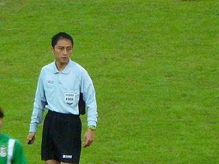Wong Chi Tang Hong Kong football referee