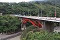 Wulai Tourist Bridge over Nanshi River.jpg