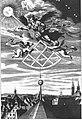 Wurzelbau - Uranies Noricae basis astronomico-geographica - 1697 - Frontispiece.jpg