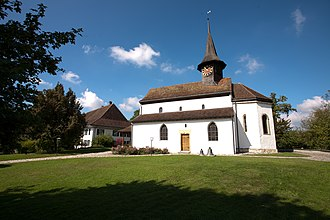 Wynau - Image: Wynau Reformierte Kirche