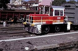 New South Wales X100 class locomotive - Wikipedia