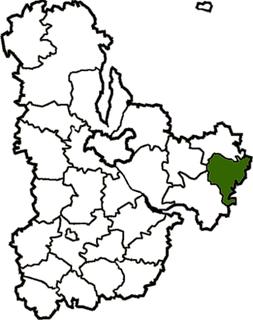Yahotyn Raion Former subdivision of Kyiv Oblast, Ukraine
