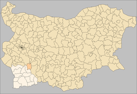 Yakoruda Municipality Bulgaria map.png