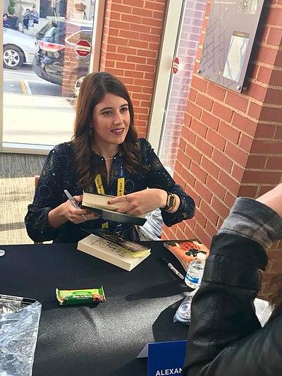 Picture of an author: Alexandra Bracken