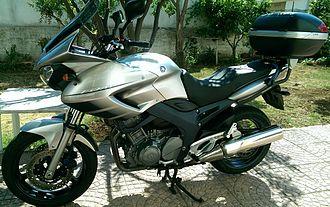 Yamaha TDM850 - Yamaha tdm 900