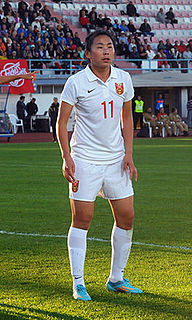 Yang Li (footballer) Chinese footballer