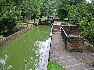 Stratford-upon-Avon Canal - Yarningale Aqueduct