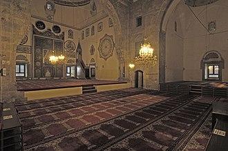 Bayezid I Mosque - Image: Yildirim Mosque 1386