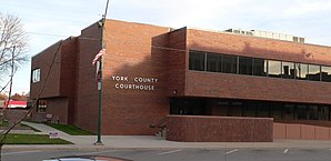 York County Courthouse in York