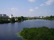 Yoshkar-Ola, Malaya Kokshaga river.jpg