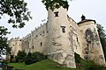 Zamek w Niedzicy od strony wejścia.JPG