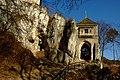 Zamek w Ojcowie - wieża bramna 18.jpg