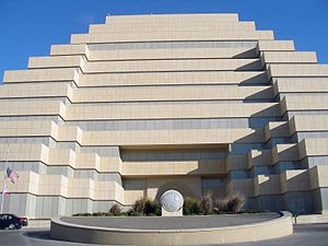 Government of California - The Department of General Services headquarters in West Sacramento