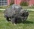 Zwijndrecht kunstwerk bizon.jpg