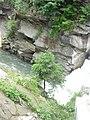 """""""Вид на прекрасні скелі в Яремче."""".jpg"""