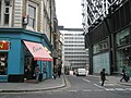 """Fusion"" Restaurant in Cannon Street - geograph.org.uk - 643390.jpg"