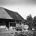 """Mlatiški puš?lc"" na strehi poda, Male Vodenice 1956 (2).jpg"