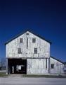 """Pass-through"" barn in the Amana Colonies, Iowa LCCN2011633473.tif"