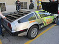 """ 12 - ITALY (Milan) Electro Vehicles Europe ( EVE ) DeLorean DMC-12 elettrica.JPG"