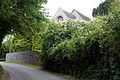 'Berfrestone' (DB) St Nicholas Church from road northeast Barfrestone Kent England.jpg