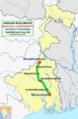 (Sealdah - Rampurhat) Intercity Express route map.png