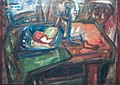 Ámos - Still-life with lard and the painter couple, 1942.jpg
