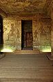 Ägypten 1999 (122) Im Kleinen Tempel von Abu Simbel (27436732656).jpg
