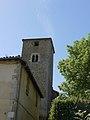 Église Saint-André de Lahitte - Clocher est.jpg