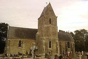 Église Saint-Georges d'Étienville