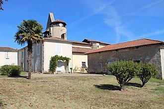 Arx, Landes - The church of Arx