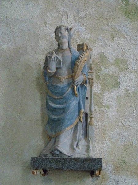 église Saint-Martin de Montaigu-les-Bois